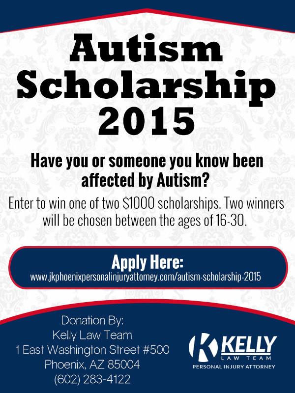 Phoenix-personal-injury-lawyer-autism-scholarship