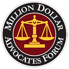 Million Dollar Advocates Forum Kelly Law Team