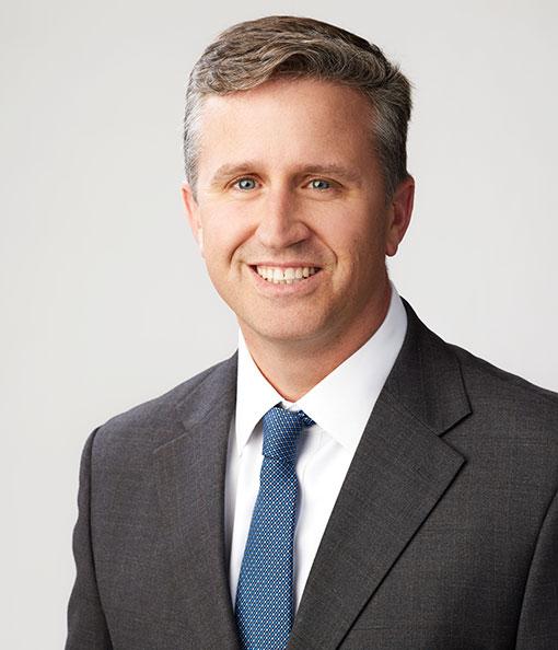 Litigation attorney Vince Goddard